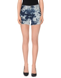 Eleven Paris Denim Shorts