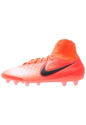 Nike Performance Magista Orden Ii Agpro Football Boots Total Crimson Black University Red Bright Mango Pearl Pink