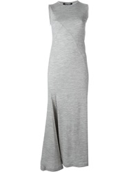 Junya Watanabe Comme Des Garcons Sleeveless Jumpsuit Grey