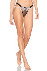 Cosabella Lamour G String Black