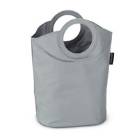 Brabantia Oval Laundry Bag 50 Litres Grey