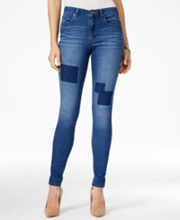Styleandco. Style Co. Petite Patchwork Skinny Jeggings Only At Macy's Fiji