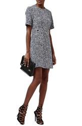 Women's Topshop Leopard Print Shift Dress