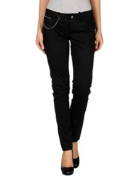Guru Casual Pants Black