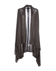 Rick Owens Cardigans Dark Brown