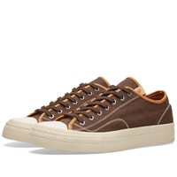 Visvim Skagway Lo Brown