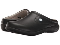 Spenco Florence Medium Slide Black Women's Shoes