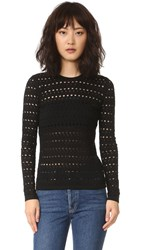 J Brand Colony Sweater Black