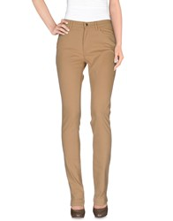 Marina Yachting Trousers Casual Trousers Women Camel