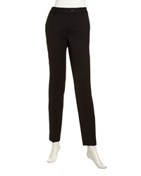 Moschino Cheap And Chic Button Tab Ankle Trousers 51