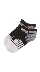 Stance Athletic Low Rapido Socks Black