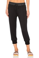 Solow Softlounge Terry Jogger Black