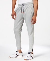 Tommy Hilfiger Monroe Performance Sweatpants Grey Heat