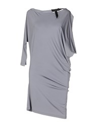 Entre Amis Dresses Short Dresses Women Grey