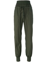 Dkny Tapered Pants Green