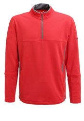 Nike Golf Fleece Jumper University Red Dark Grey