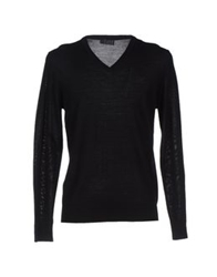 Lab. Pal Zileri Sweaters Black