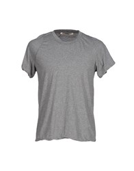 G750g Topwear T Shirts Men Grey