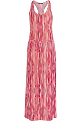 Tart Collections Delphine Striped Stretch Modal Jersey Maxi Dress