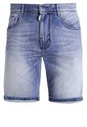 Antony Morato Fredo Denim Shorts Blu Denim Blue Denim
