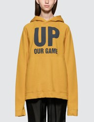 Katharine Hamnett Rick Up Your Game Sweatshirt