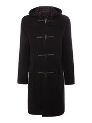 Gloverall Classic Duffle Coat Black