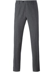 Ermanno Scervino Tailored Trousers Grey