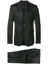 Versace Collection Two Piece Suit Black