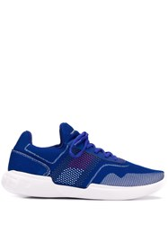 Tommy Hilfiger Colour Block Trainers Blue