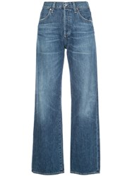 Citizens Of Humanity Flavie Wide Leg Jeans 60