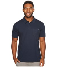 Billabong Standard Polo Navy Men's Clothing