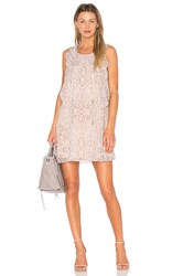 Bcbgeneration Ruffle Dress Pink