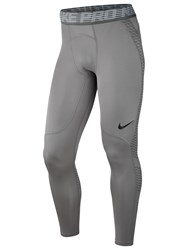 Nike Pro Hypercool Training Tights Dust Tumbled Grey