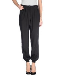 Magazzini Del Sale Casual Pants Black