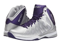 And 1 Unbreakable Silver Parachute Silver Men's Basketball Shoes