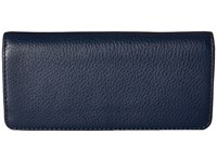 Marc Jacobs Recruit Open Face Wallet Navy Blue Wallet Handbags