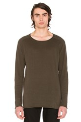 Publish Colby Sweater Olive