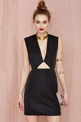 Nasty Gal Solace London Tyler Cutout Dress