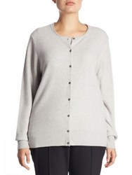 Saks Fifth Avenue Collection Cashmere Knitted Sweater Robin Blue Nightfall Black Dove Heather
