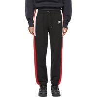 Nike Black Re Issue Lounge Pants