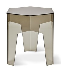 Gus Design Group Hive End Table Gray