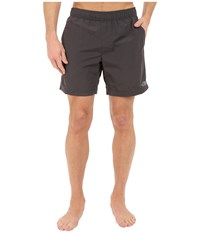 The North Face Pull On Guide Trunks Asphalt Grey Men's Shorts Gray