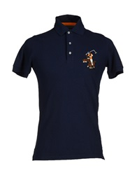 Bronzaji Polo Shirts Black