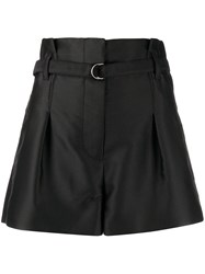 3.1 Phillip Lim High Waisted Belted Shorts 60