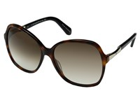 Kate Spade Jolyn S Dark Havana Gold Brown Gradient Lens