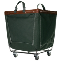 Canvas Laundry Cart Olive Old Faithful Shop