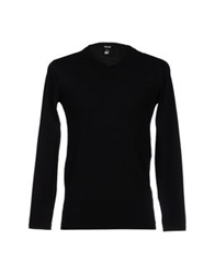 Just Cavalli Underwear Undershirts Black