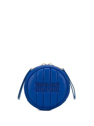 Versace Jeans Couture Quilted Round Coin Purse 60