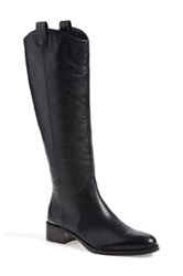 Louise Et Cie Footwear 'Zada' Knee High Riding Boot Black