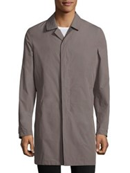 Strellson Speed Car Coat Medium Beige